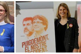 Mariano, ¿de verdad estás aplicando el 155 en Cataluña? La jefa de campaña del prófugo 'Puchi' sigue cobrando un pastizal del Estado