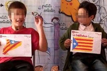 """Cataluña: """"A mi hijo le castigaron sin salir al patio por no cantar 'Els Segadors'"""""""