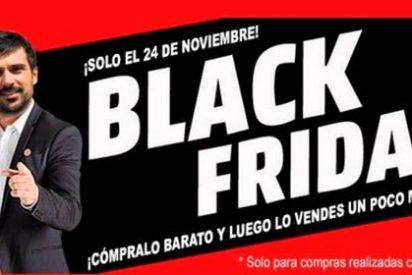 """Cachondeo del bueno en las redes a costa de 'Espiblack Friday': """"¡Acompáñame a comprar, paga papi!"""""""