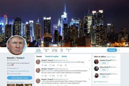 Un empleado de Twitter cabreado desactiva la cuenta de Trump en su último día de trabajo