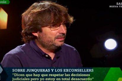Jordi Évole y su tremenda frase sobre Cataluña que es de juzgado de guardia