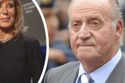 """Pilar Eyre afirma que al Rey Juan Carlos I lo visitan """"amigas fieles"""""""