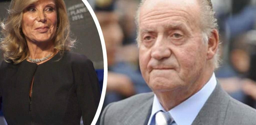 """La insinuación de Pilar Eyre: """"¿Cuántos hijos tiene el rey Juan Carlos?"""""""