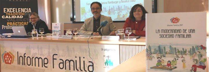 """Fernando Vidal: """"La familia es el mayor milagro económico y social que tiene nuestro país"""""""
