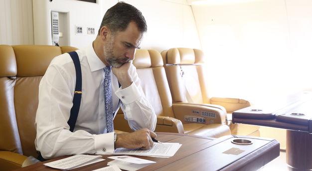 Se buscan berberechos y churros para los aviones del rey y el Gobierno