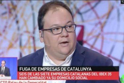 """El separatista favorito de laSexta llora por 'Los Jordis': """"La justicia española quiso escarmentar a los que movilizan la calle"""""""