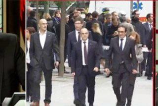 Las piruetas imposibles de Iglesias con Ferreras para justificar que los exconsellers son presos políticos