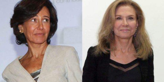 Botín, Koplowitz....¿qué sabes de las Forbes-Girls españolas?