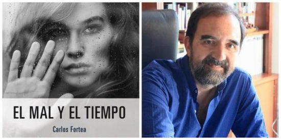 """Carlos Fortea: """"El género policial me parece el mejor de los vehículos para narrar, investigar y quizás explicar una sociedad"""""""