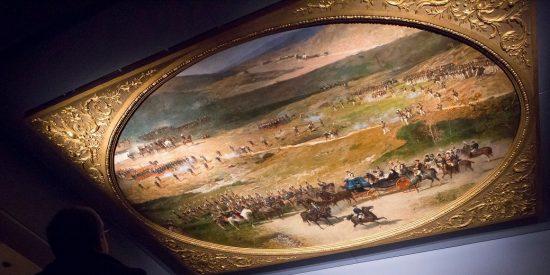 Mariano Fortuny tras los pasos de Goya