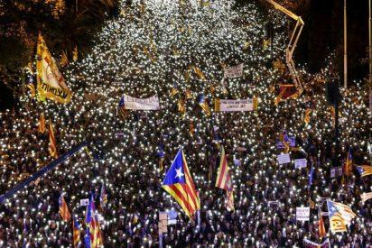 Barcelona: manifestación de impotencia