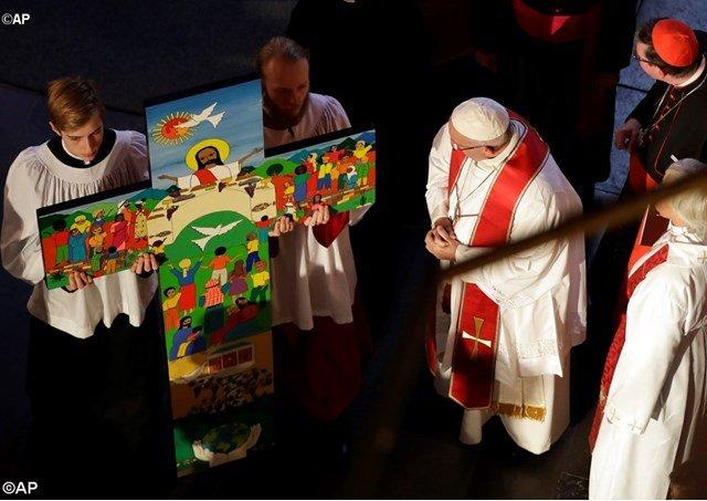 Un papa luterano