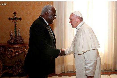 El Papa recibió en audiencia al Presidente de Sierra Leona