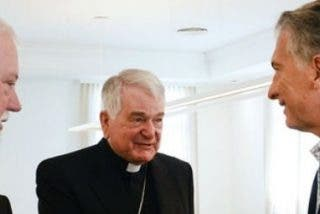 """""""Esperamos la visita del Papa con los brazos abiertos para cuando él lo decida"""""""