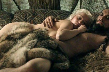 """Emilia Clarke alias 'Daenerys Targaryen': """"La gente folla por placer"""""""