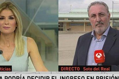 Un periodista de Antena3 sufre un infarto durante su cobertura desde la cárcel de Soto del Real