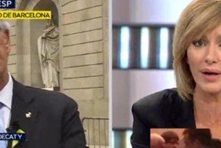 Griso desmonta el vulgar victimismo del independentista Xavier Trías, cegado por su odio a España
