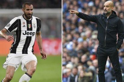 """Giorgio Chiellini sobre Josep Guardiola: """"Ha arruinado una generación de defensas"""""""