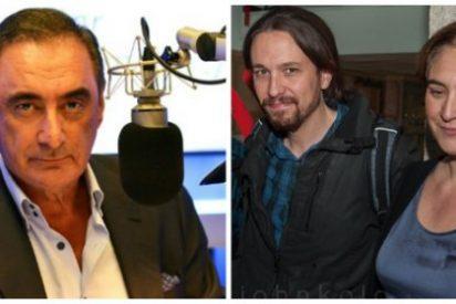 """Herrera desmonta los pueriles argumentos de los """"cantamañanas"""" Colau e Iglesias"""
