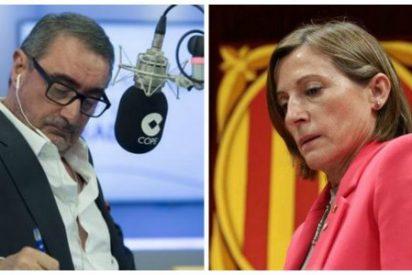 """Carlos Herrera: """"Ahora me dicen que mi 'Maricarmen' jurará la bandera con la Legión y me lo creo"""""""