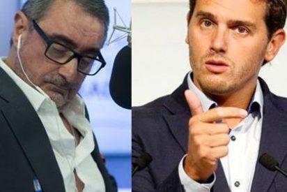 Herrera le lanza un gancho al mentón de Rivera por su descarado populismo con el concierto vasco