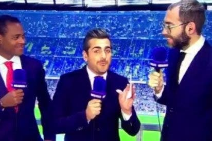 Mano de palos a los de Bein Sports por hacerle el caldo gordo al independentismo gritón en el Barça-Sevilla