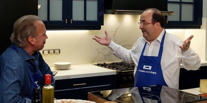 "Miquel Iceta: ""Un tipo bajito, gordito, calvito, que es gay... Yo no me pensaba como candidato"""