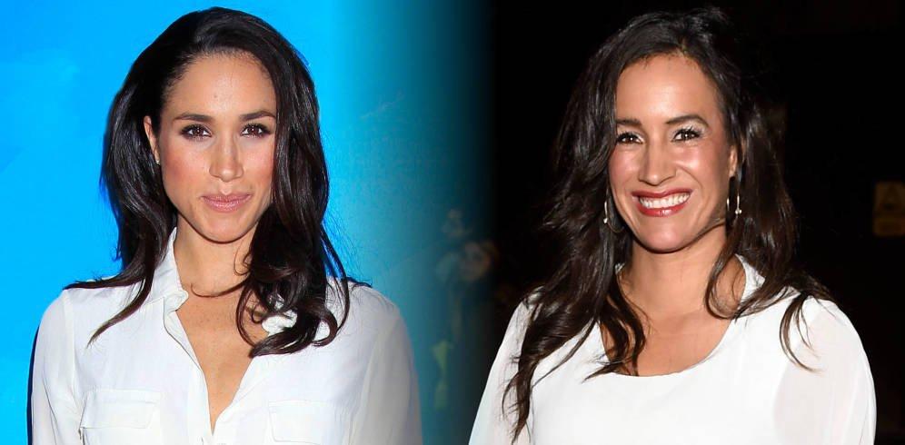 ¿Son Meghan Markle y Begoña Villacís dos gemelas separadas al nacer?