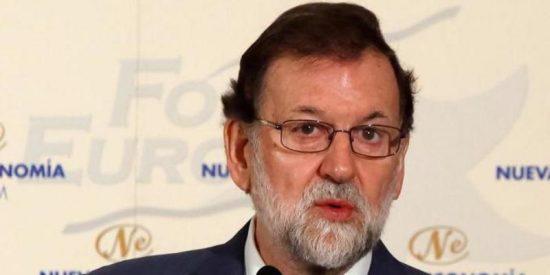 """Mariano Rajoy: """"Hemos hecho recular a los que soñaron con destruir España"""""""