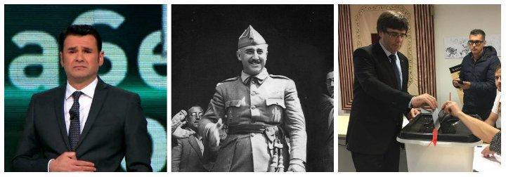Twitter acribilla a Iñaki López (laSexta) por criticar que no se haya condenado el golpe de Estado...¡del 36!