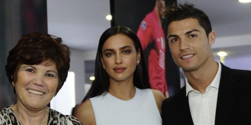 Guerra de abuelas en casa de Cristiano Ronaldo