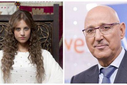 "El Telediario del 'vago' Gundín se supera en TVE: ""Isabel la Católica hizo limpieza étnica en favor del cristianismo"""