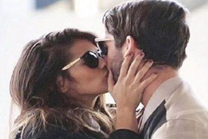 El apasionado beso de Isco y Sara Sálamo en público
