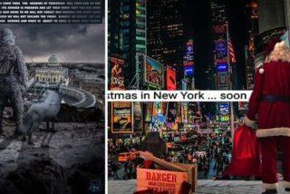 Los fanáticos islámicos del ISIS amenazan con atacar Nueva York y el Vaticano en Navidad