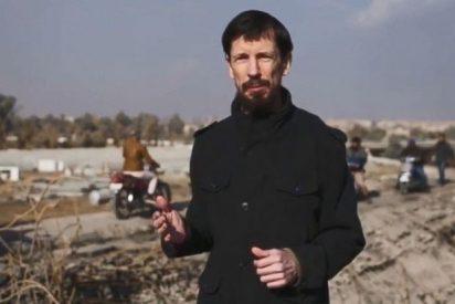 El misterio de John Cantley, el reportero inglés atrapado bajo las ruinas del 'califato islámico'