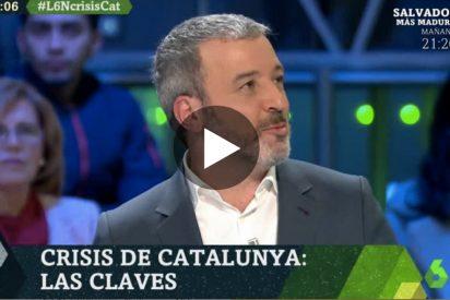 """'La Sexta Noche': Jaume Collboni: """"El independentismo ha hostigado el pacto de izquierdas que gobernaba Barcelona y Ada Colau ha cedido"""""""