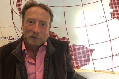 """Javier García Isac (Radio Ya): """"Los que tienen nostalgia de Franco son los de la izquierda, que no hacen más resucitarlo todos los días"""""""
