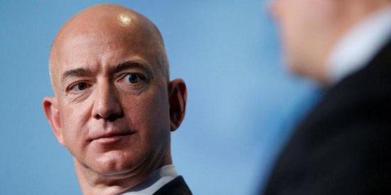 El fundador de Amazon pierde 7.000 millones de dólares en un sólo día