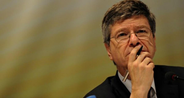"""Jeffrey Sachs: """"Gracias a Dios que existe Francisco"""" - Periodista Digital"""
