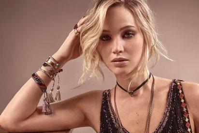 Jennifer Lawrence dejará el cine para dedicarse a ordeñar cabras