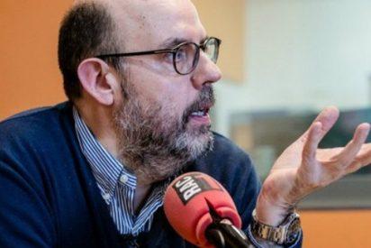 Jordi Basté amenaza desde RAC1 con hablar de las subvenciones que reciben los medios de Madrid