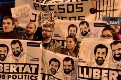 Amnistía Internacional niega que 'los Jordis', Junqueras y sus compinches sean 'presos de conciencia'