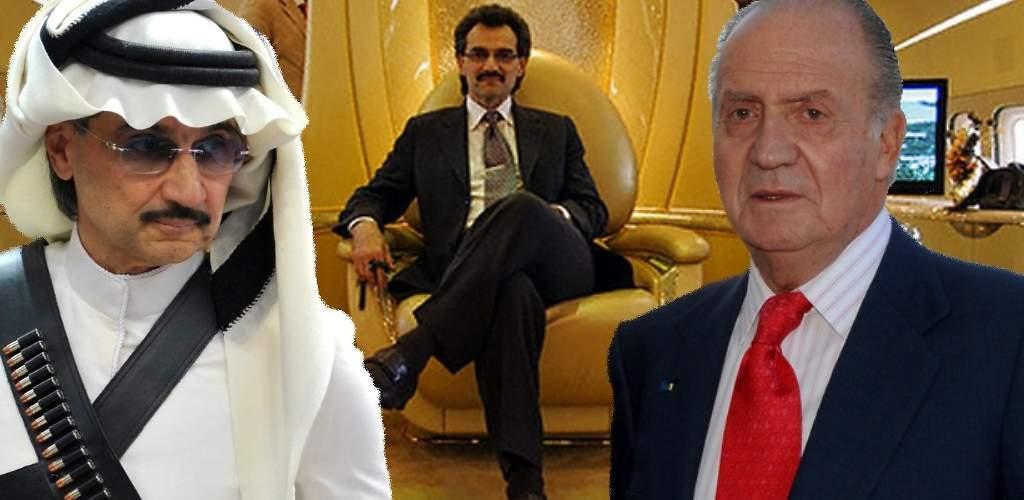 Así es Alwalid Bin Talal, el amigo y socio del rey Juan Carlos detenido por corrupción