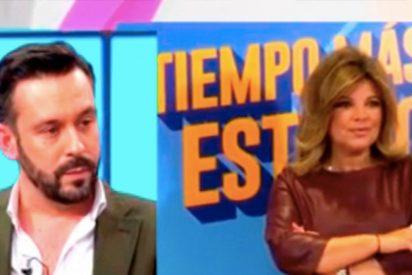 Kike Calleja y su inquietante polígrafo sobre Terelu Campos