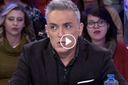 'Sálvame': La puñalada de Kiko Hernández a Encarni Manfred