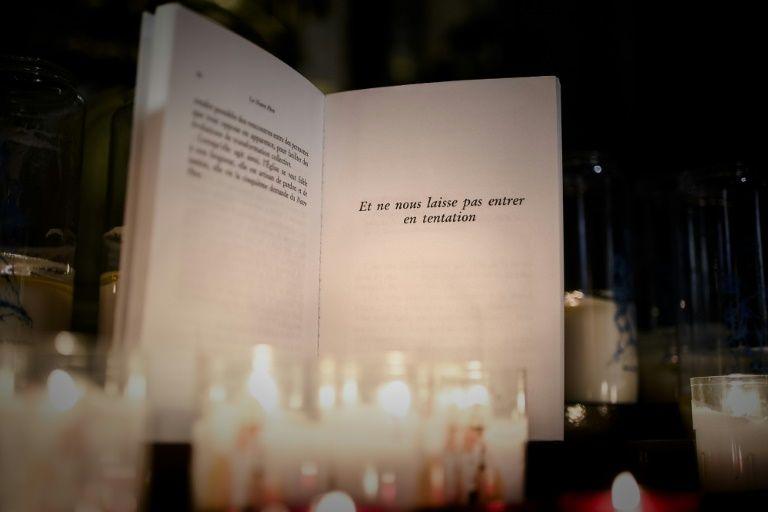 """Francia cambia la oración del """"Padre Nuestro"""""""