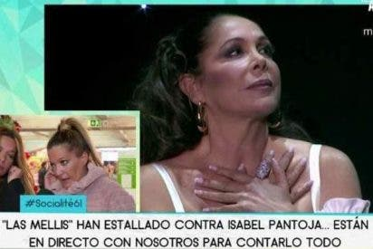 """Las Mellis: """"Isabel Pantoja amenazó a Dulce con arrastrarla por las escaleras"""""""