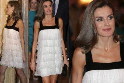 Reina de España: 'Con faldas y a lo Leti'