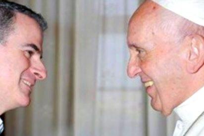 """Rafael Luciani: """"El Papa nos insistió en que sigamos sembrando esperanza en las comunidades"""""""