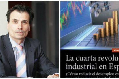 Lucio A. Muñoz descifra las claves de la cuarta revolución industrial que afronta España